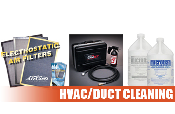 Hvac Duct Cleaning Cleanfax