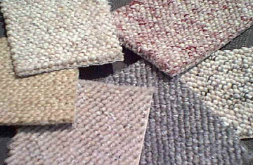 berber carpet samples