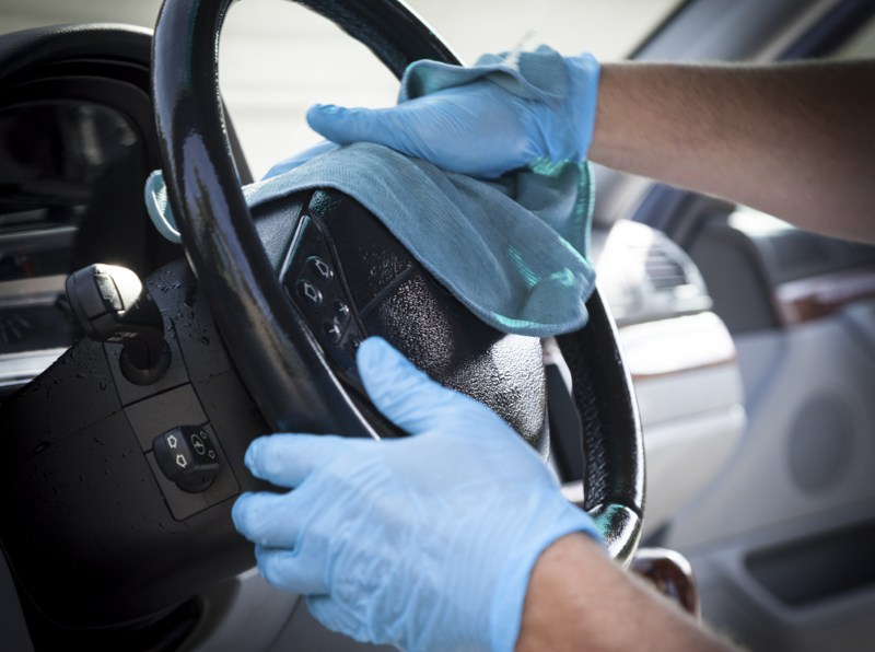 interior auto detailing tips and tricks
