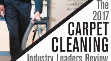 carpet cleaning industry leaders review 2017