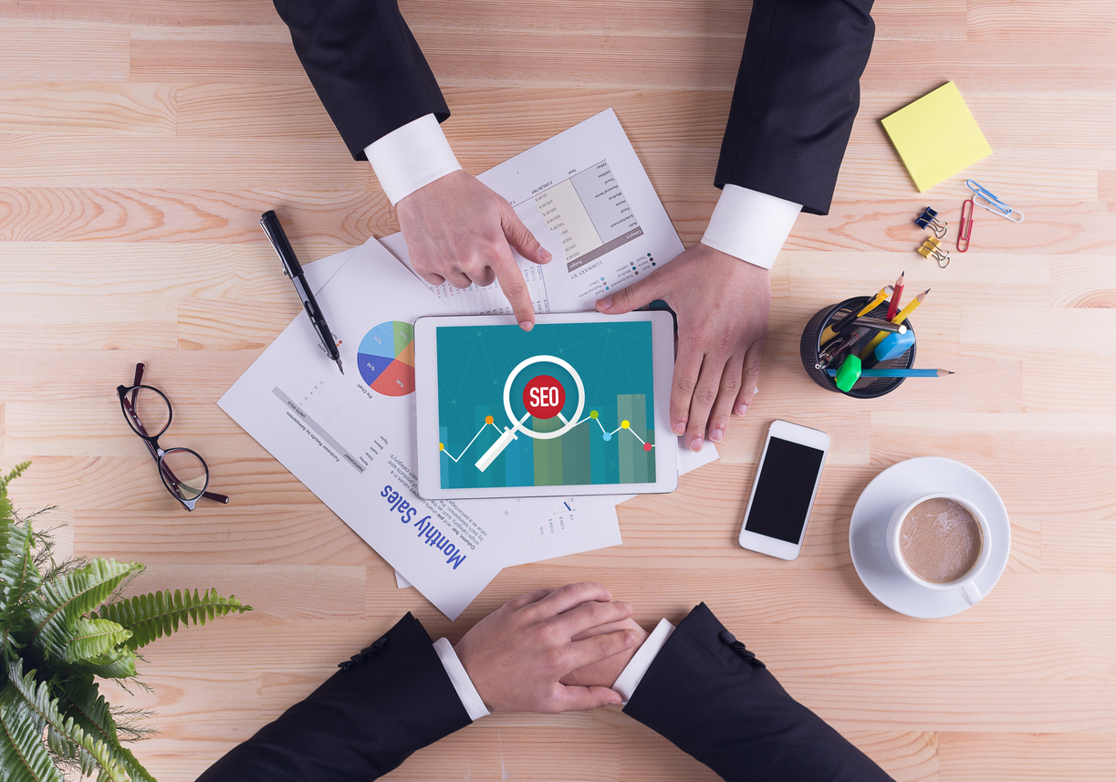 Image result for SEO Companies istock