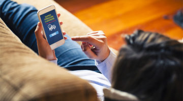 on demand real-time ordering carpet cleaning