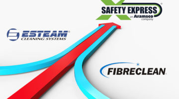esteam fibreclean safety express acquisition