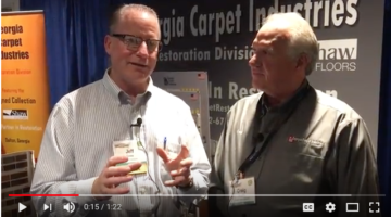 How to sell replacement carpet to restoration clients and customers