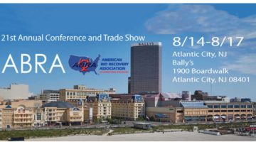 21st annual abra conference over Atlantic city