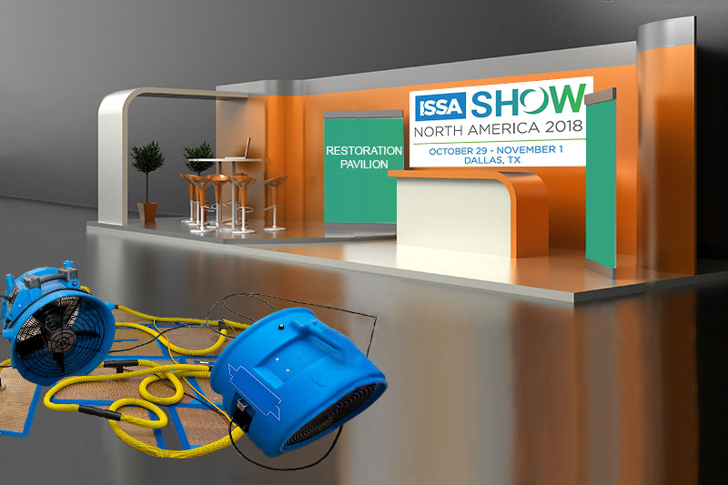 ISSA to Hold Experience-Headed Specialty Cleaning and Restoration Pavilion  at ISSA Show | Cleanfax