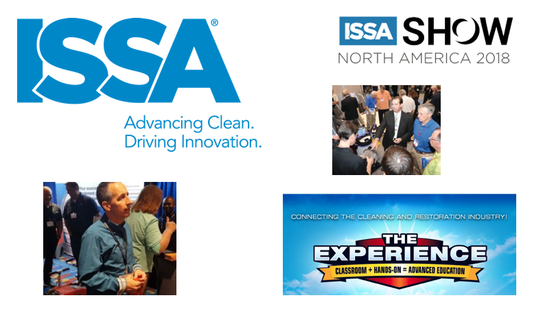 ISSA show to advance specialized cleaning and restoration