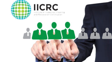 Three New Members Added to IICRC Management Team