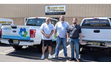 gm carpet care mastertech franchisee