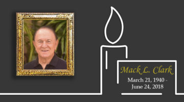 mack clark obituary memorial