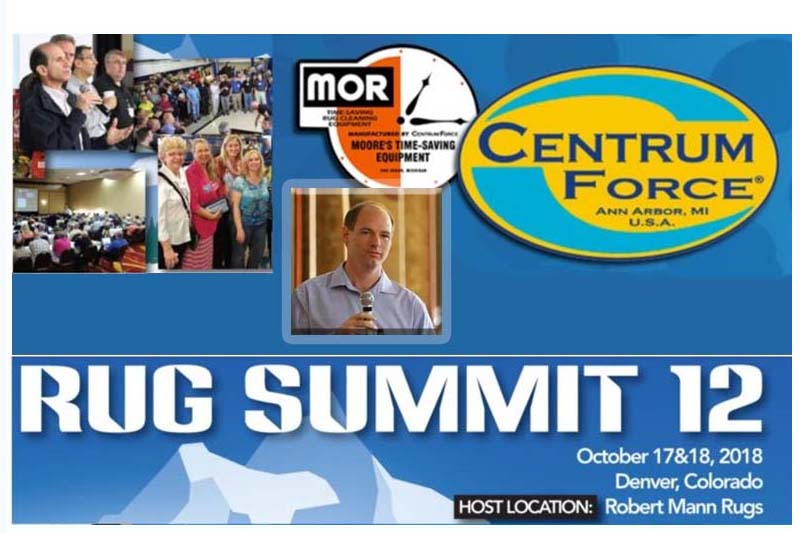 Rug Summit 12 To Deliver Valuable
