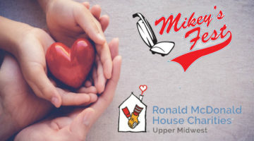 Mikey's fest Ronald McDonald House charity image