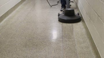 The Basics of Terrazzo Floor Care