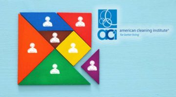 tanagram puzzle with people and aci logo rachel collins named aci director of outreach