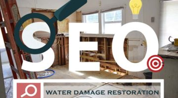 seo rankings water damage restoration