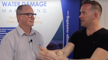 dan york and jeff cross discuss whether a magic bullet exists and the need for multiple marketing forms in restoration