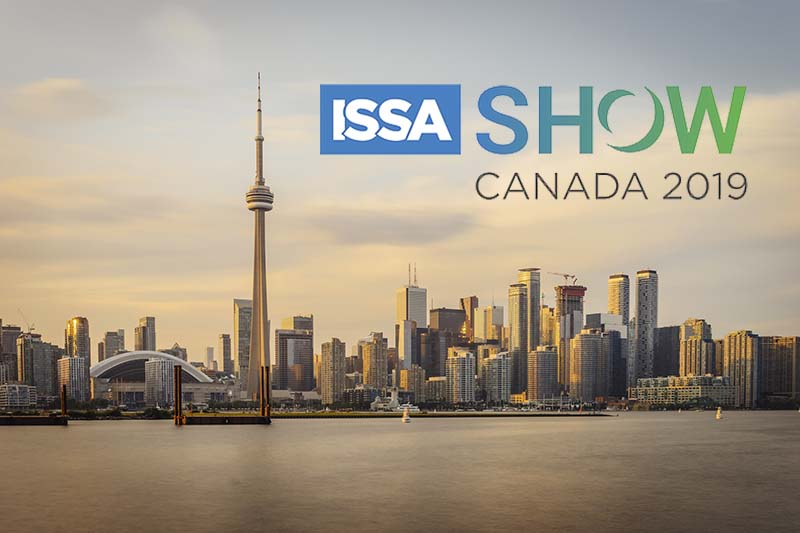 ISSA Show Canada 2019 is an Industry Hit   Cleanfax