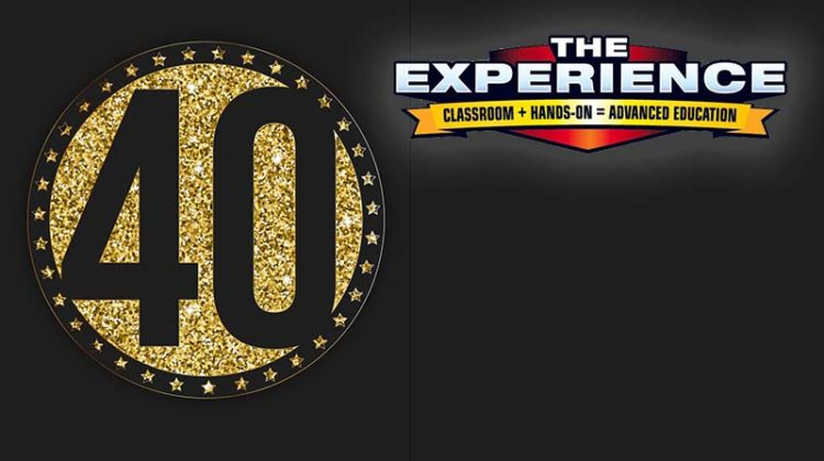 The Experience 40th Show